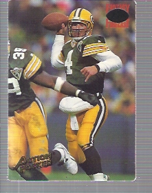 1994 Action Packed Fantasy Forecast #FF7 Brett Favre