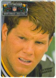 1994 Action Packed Quarterback Challenge #FA6 Brett Favre
