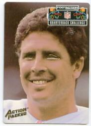 1994 Action Packed Quarterback Challenge #FA12 Dan Marino