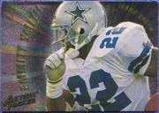1994 Action Packed Warp Speed #WS1 Emmitt Smith