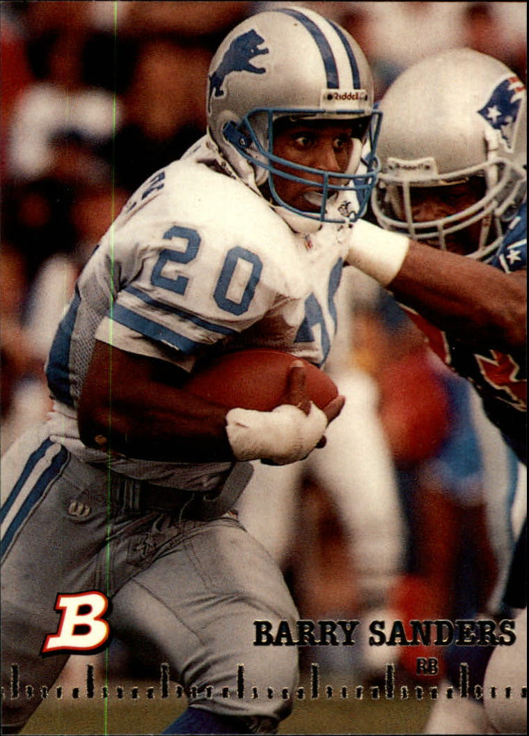 1994 Bowman #180 Barry Sanders