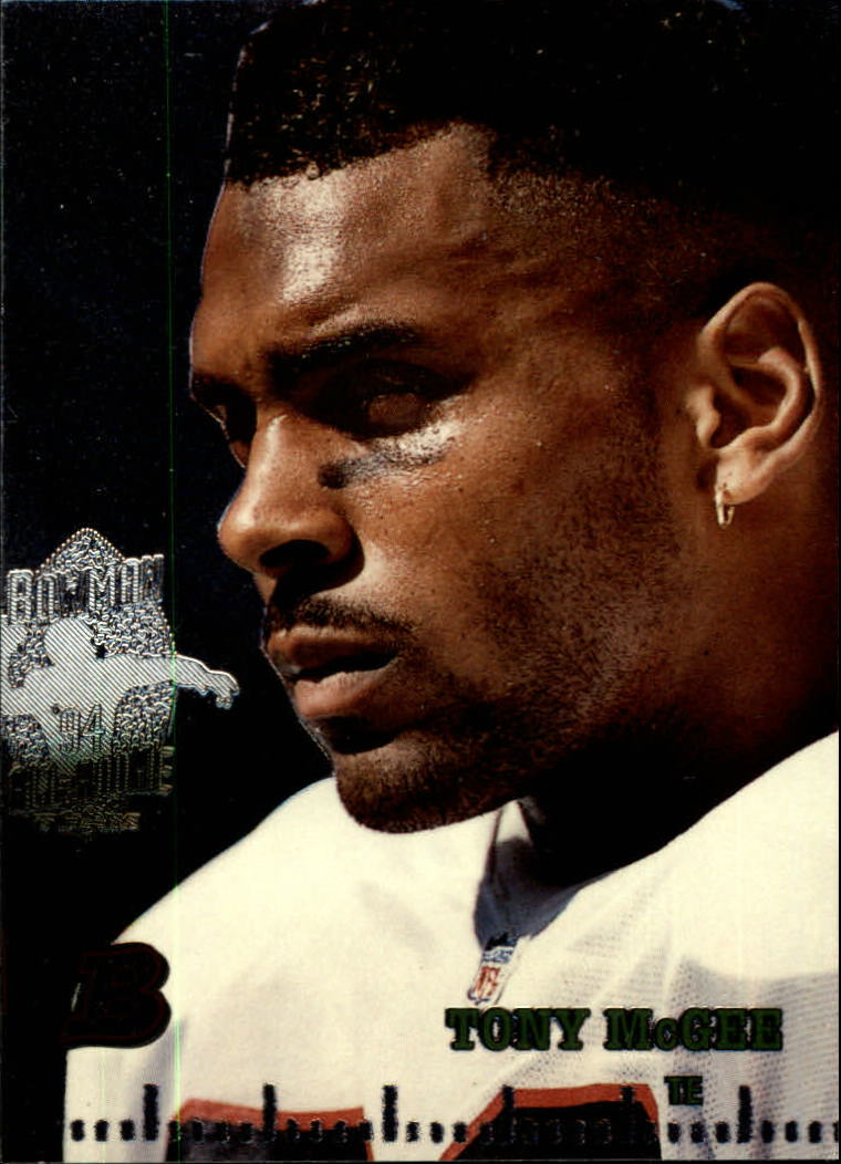 1994 Bowman #228 Tony McGee