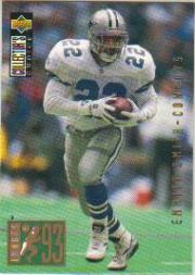 1994 Collector's Choice #38 Emmitt Smith I93
