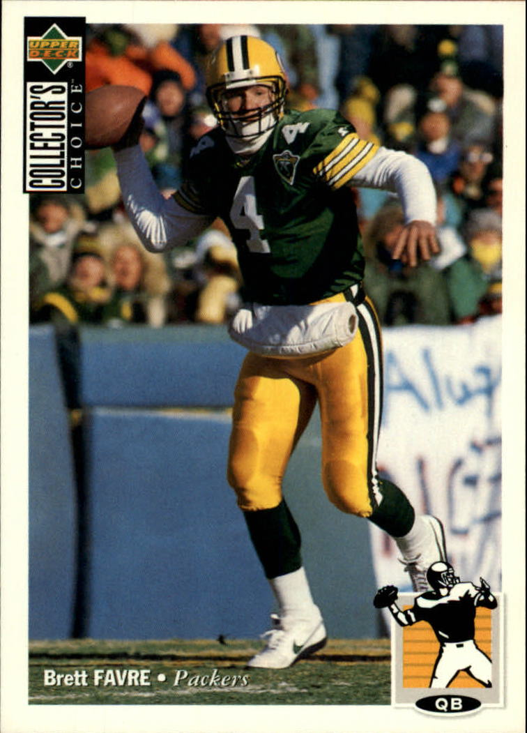 1994 Collector's Choice #309 Brett Favre