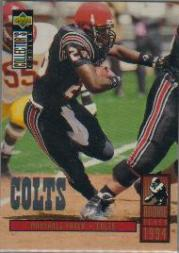 1994 Collector's Choice Silver #14 Marshall Faulk