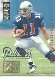 1994 Collector's Choice Silver #33 Drew Bledsoe I93