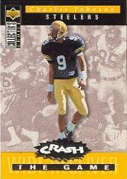 1994 Collector's Choice Crash the Game Silver Redemption #C29 Charles Johnson