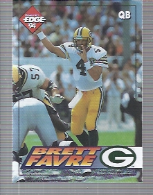 1994 Collector's Edge #71 Brett Favre