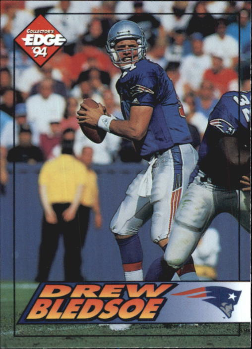 1994 Collector's Edge #127 Drew Bledsoe