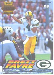 1994 Collector's Edge Pop Warner #71 Brett Favre