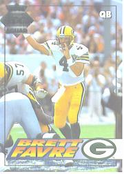 1994 Collector's Edge Silver #71 Brett Favre
