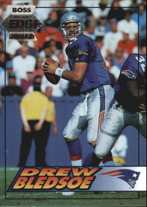 1994 Collector's Edge Silver #127 Drew Bledsoe