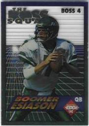 1994 Collector's Edge Boss Squad Silver #4 Boomer Esiason