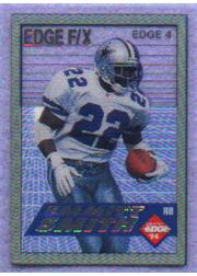 1994 Collector's Edge FX Silver Letters #4 Emmitt Smith