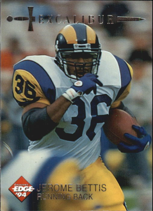 1994 Excalibur #41 Jerome Bettis