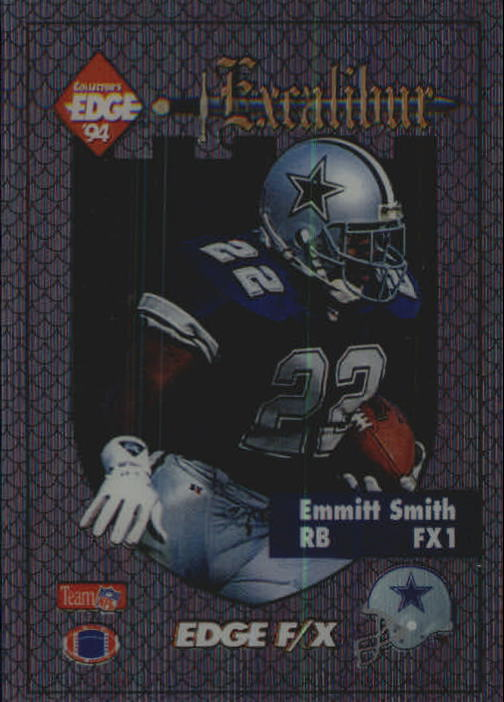 1994 Excalibur FX #1 Emmitt Smith