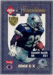 1994 Excalibur FX Gold Shield EQ #1 Emmitt Smith