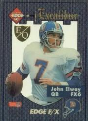 1994 Excalibur FX Gold Shield EQ #6 John Elway