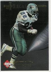 1994 Excalibur 22K #3 Emmitt Smith front image