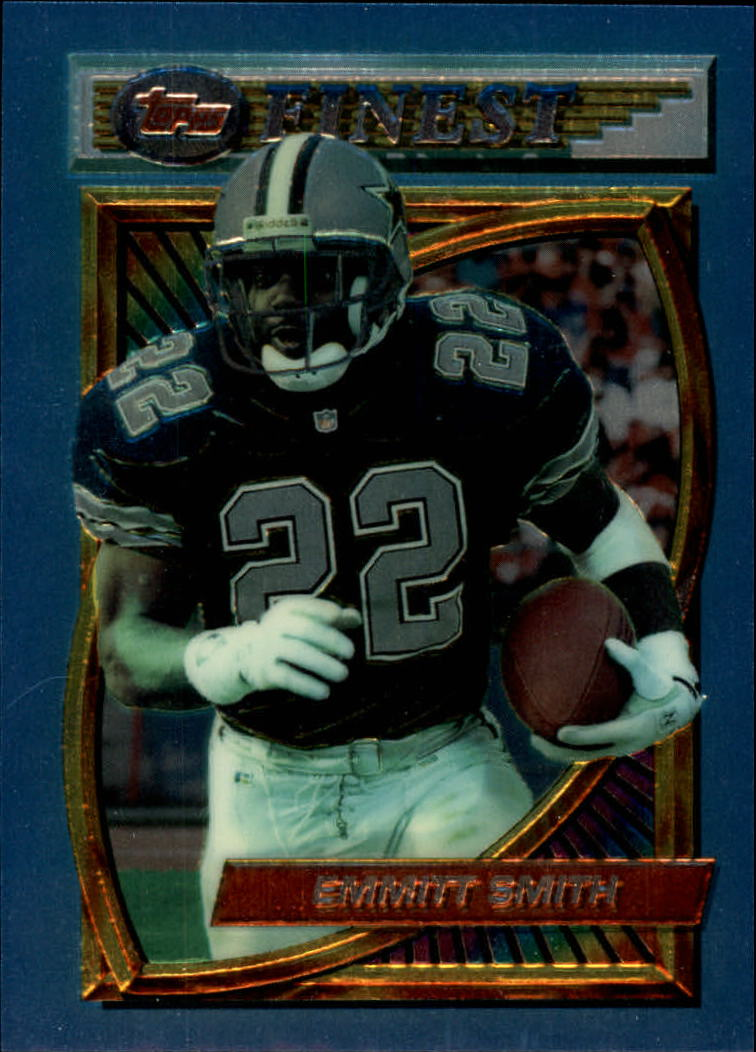 1994 Finest #1 Emmitt Smith