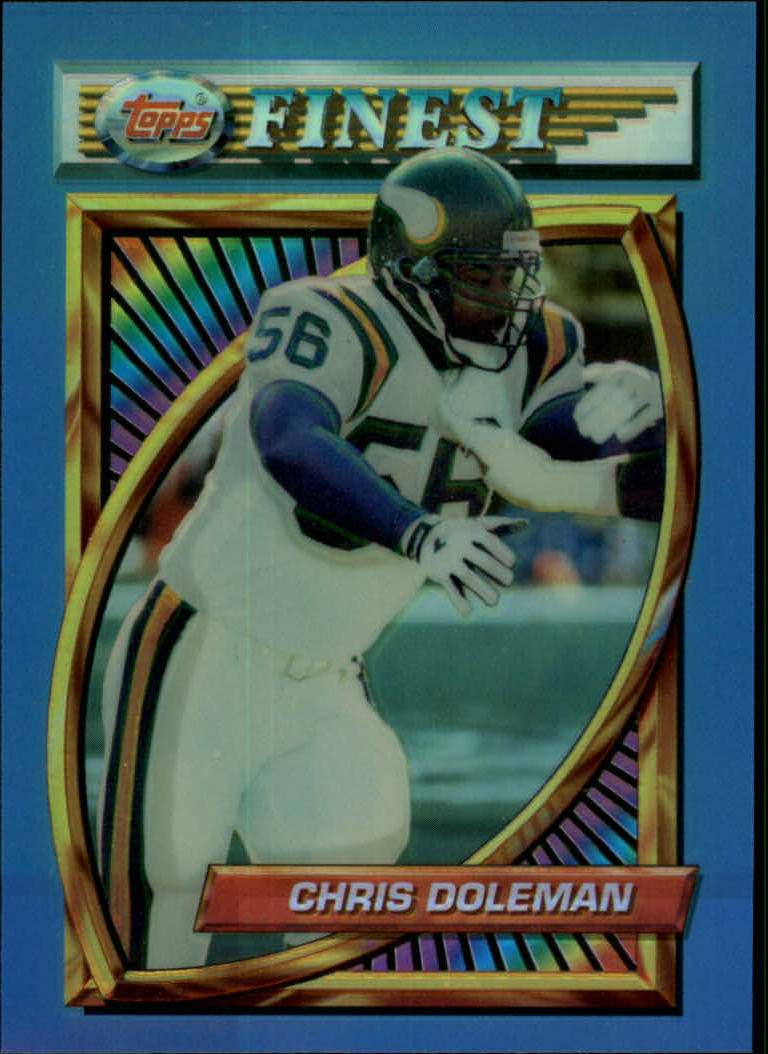 1994 Finest #32 Chris Doleman