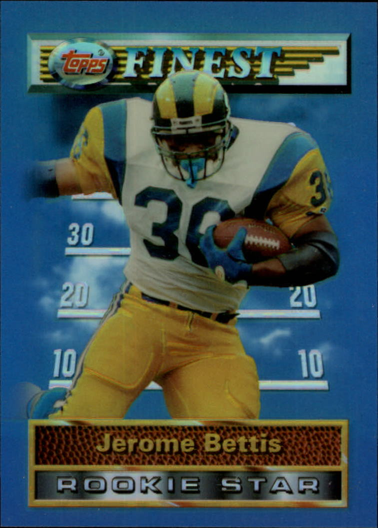 1994 Finest #42 Jerome Bettis