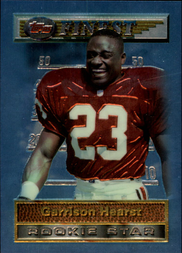 1994 Finest #218 Garrison Hearst