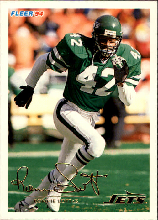 1994 Fleer #359 Ronnie Lott