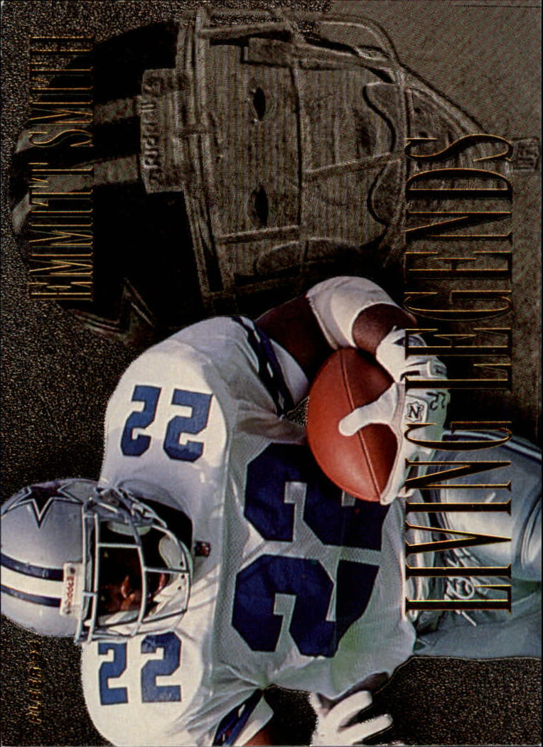 1994 Fleer Living Legends #5 Emmitt Smith