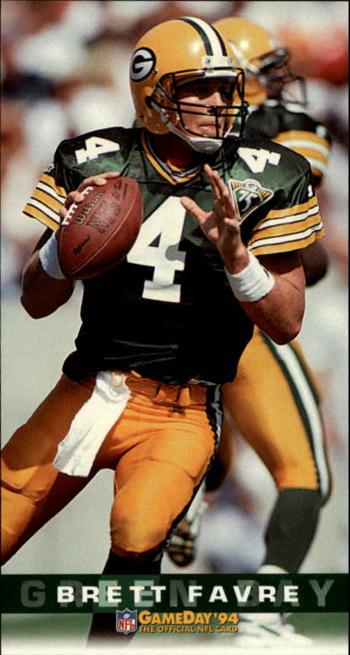 1994 GameDay #147 Brett Favre