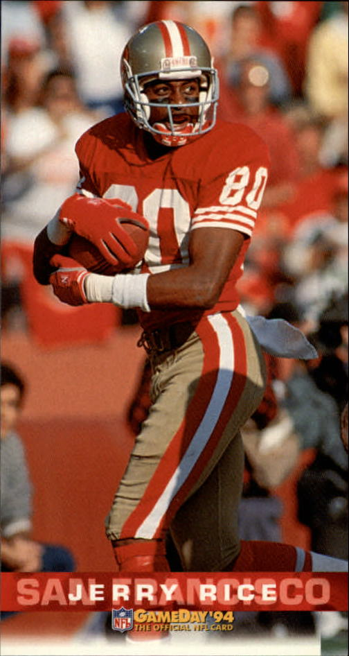 1994 GameDay #368 Jerry Rice