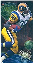 1994 GameDay Flashing Stars #1 Jerome Bettis