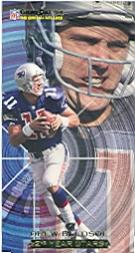 1994 GameDay Second Year Stars #2 Drew Bledsoe
