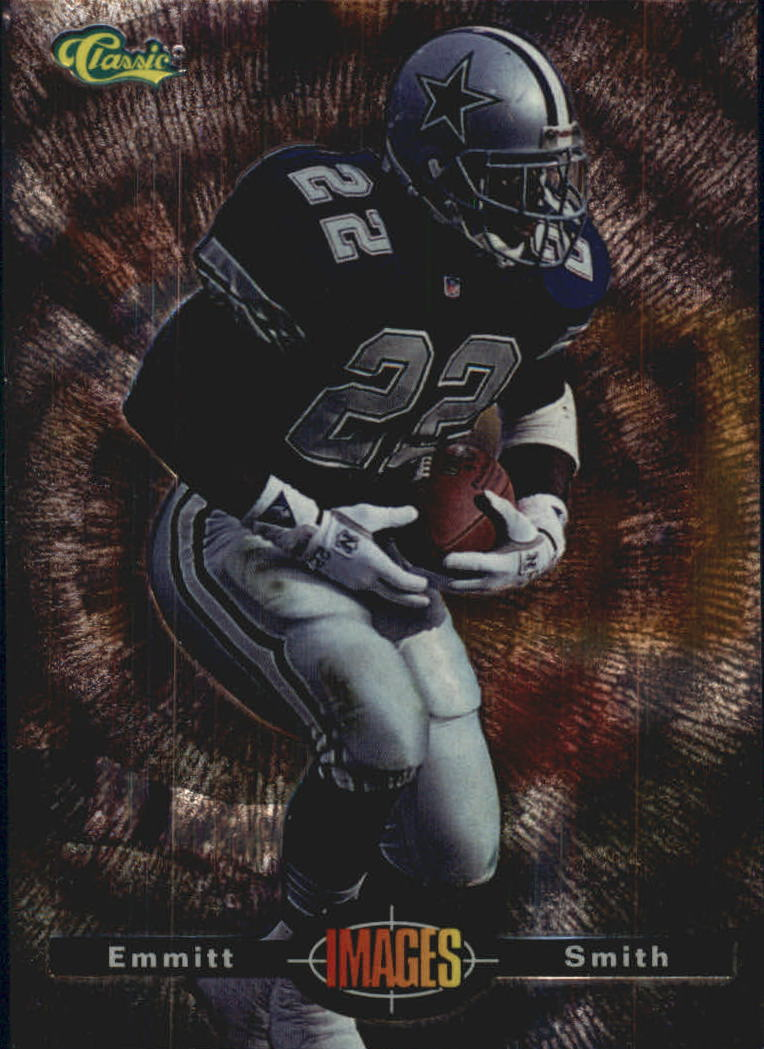1994 Images #1 Emmitt Smith