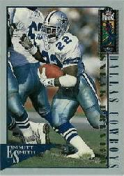 1994 Images #NNO Emmitt Smith NFL Exp.