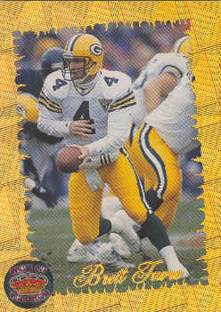 1994 Pacific Gems of the Crown #11 Brett Favre