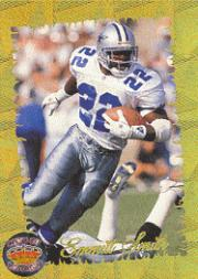 1994 Pacific Gems of the Crown #31 Emmitt Smith