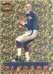 1994 Pacific Knights of the Gridiron #3 Drew Bledsoe