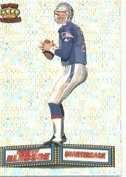 1994 Pacific Marquee Prisms #4 Drew Bledsoe