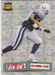 1994 Pacific Marquee Prisms #11 Marshall Faulk