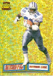 1994 Pacific Marquee Prisms Gold #31 Emmitt Smith front image