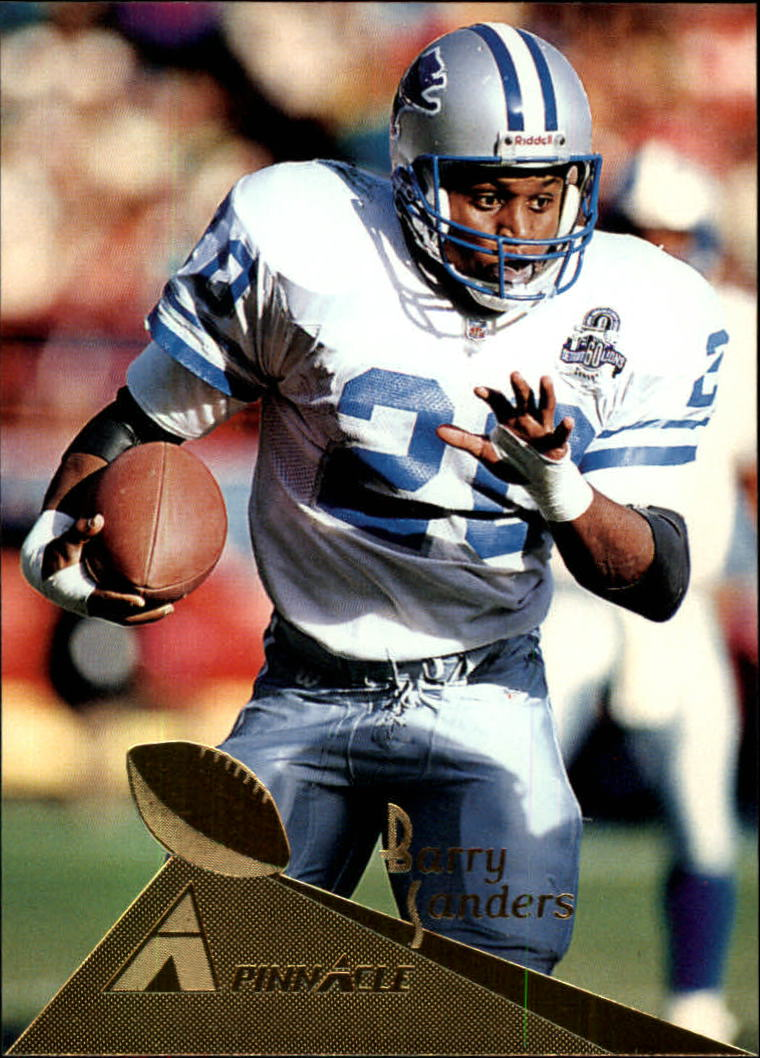 1994 Pinnacle #3 Barry Sanders