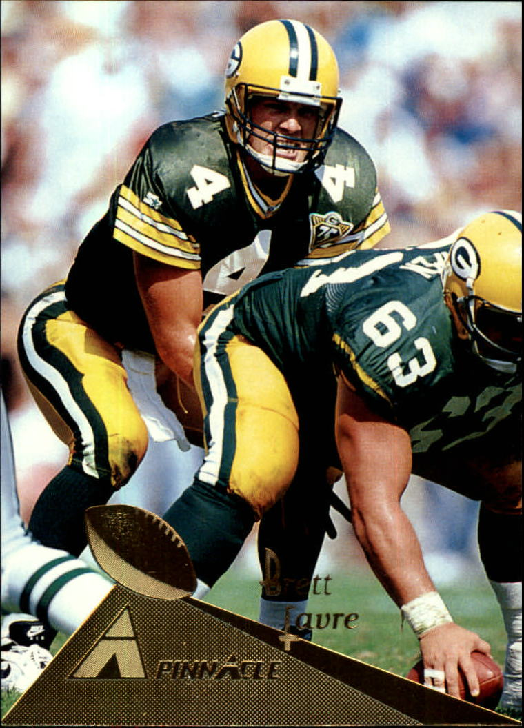 1994 Pinnacle #36 Brett Favre