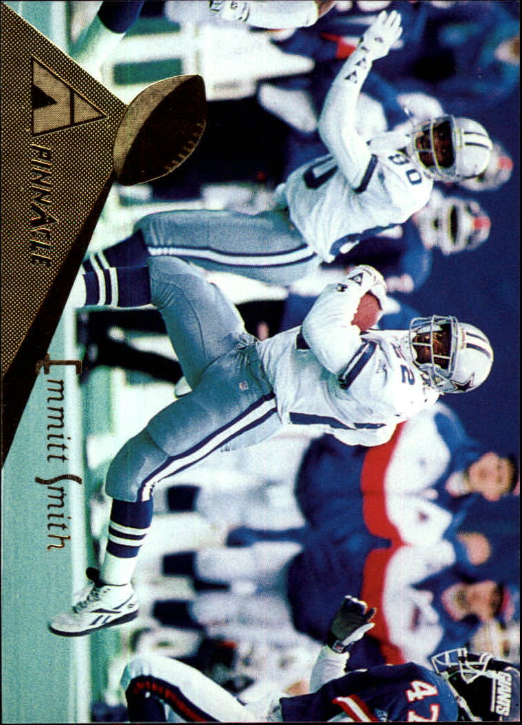 1994 Pinnacle #81 Emmitt Smith