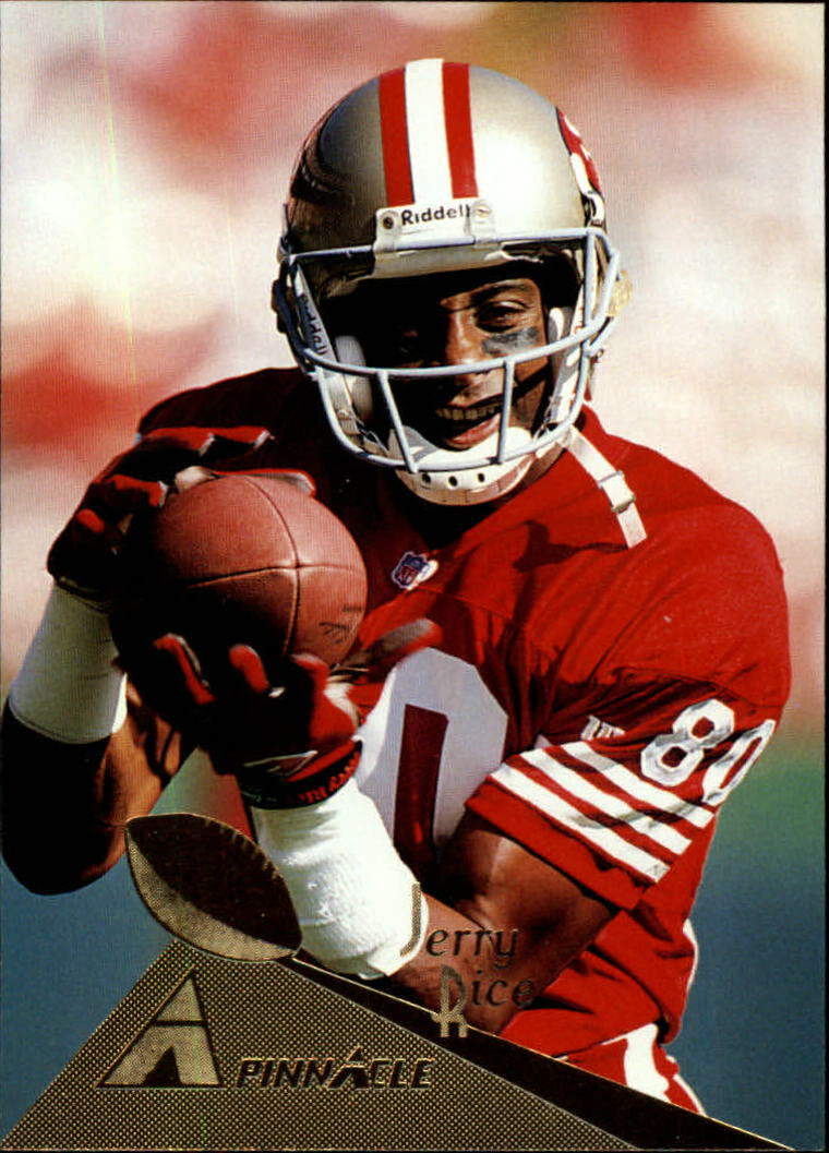 1994 Pinnacle #181 Jerry Rice