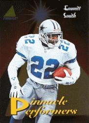 1994 Pinnacle Performers #PP2 Emmitt Smith