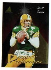 1994 Pinnacle Performers #PP13 Brett Favre