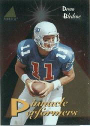 1994 Pinnacle Performers #PP14 Drew Bledsoe