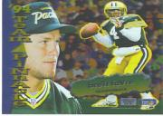 1994 Pinnacle Team Pinnacle #TP2 B.Favre/R.Mirer