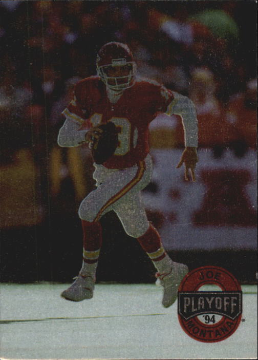1994 Playoff #1 Joe Montana